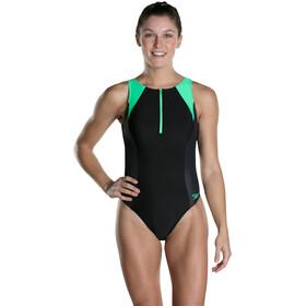 speedo Hydrasuit Swimsuit Women black